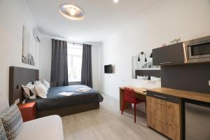 Partner Guest House Khreschatyk, Appartamenti  Kiev - big - 23