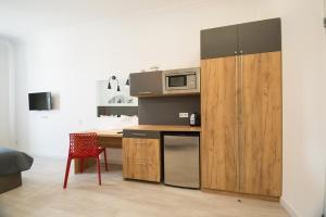 Partner Guest House Khreschatyk, Appartamenti  Kiev - big - 22