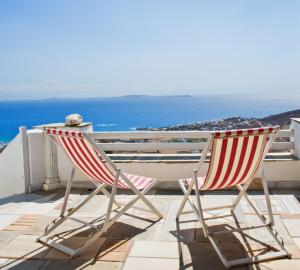 Hostels e Albergues - Sea View Exclusive Studios -Tinos