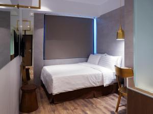Hotel Relax 5, Hotely  Tchaj-pej - big - 59