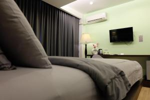 Villa Rassada Nakorn Lampang, Penzióny  Lampang - big - 17