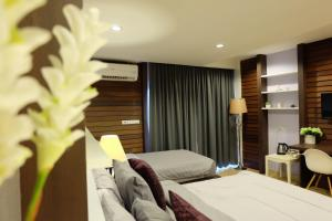 Villa Rassada Nakorn Lampang, Penzióny  Lampang - big - 19