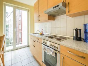 Boardinghouse Mundsburg, Aparthotely  Hamburk - big - 11