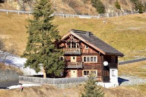 Haus Freistabl - Hotel - Sölden