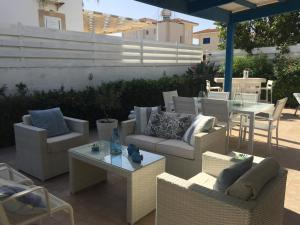 Villa Sirena Blue, Vily  Protaras - big - 37