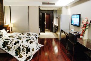 Nanjing Kaibin Apartment(Muma Branch), Apartments  Nanjing - big - 25