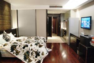 Nanjing Kaibin Apartment(Muma Branch), Apartments  Nanjing - big - 23