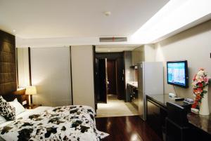 Nanjing Kaibin Apartment(Muma Branch), Apartments  Nanjing - big - 14