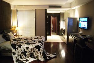 Nanjing Kaibin Apartment(Muma Branch), Apartments  Nanjing - big - 9