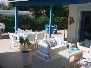 Villa Sirena Blue, Vily  Protaras - big - 46