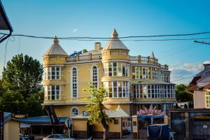 Отель Атлантида, Кисловодск