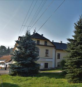 Albergues - Penzion Borovnice
