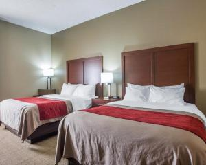 Comfort Inn Grain Valley, Hotels  Grain Valley - big - 2