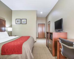 Comfort Inn Grain Valley, Hotels  Grain Valley - big - 5