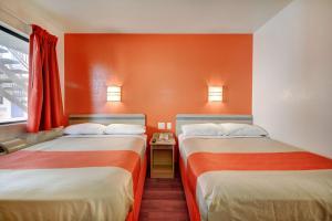 Motel 6 Hartford - Southington, Szállodák  Southington - big - 23