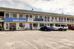 Motel 6 Wells, Отели  Wells - big - 36