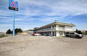 Motel 6 Wells, Отели  Wells - big - 35