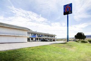 Motel 6 Wells, Отели  Wells - big - 55