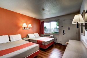 Motel 6 Wells, Отели  Wells - big - 46