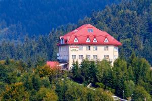 Курортный отель Камянка, Межгорье