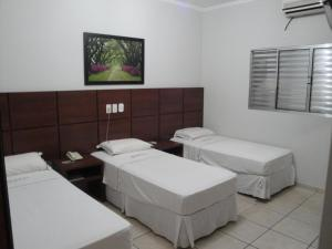 Residence Hotel, Hotels  Dourados - big - 17