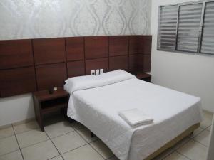 Residence Hotel, Hotels  Dourados - big - 22