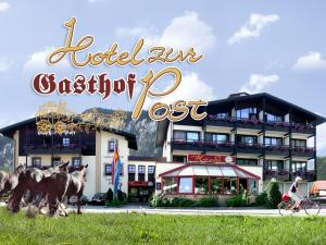 Gasthof Hotel zur Post - Oberndorf