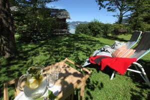 Seegasthof Gamsjaga, Penzióny  Sankt Gilgen - big - 26