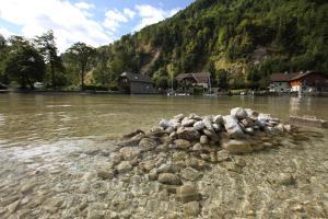 Seegasthof Gamsjaga, Penzióny  Sankt Gilgen - big - 35