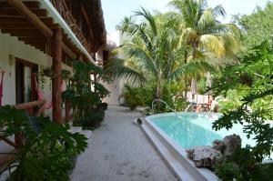 Hotel Casa Iguana Holbox, Hotel  Isola Holbox - big - 57