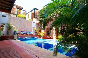 Hotel Boutique Casa Carolina, Hotels  Santa Marta - big - 40