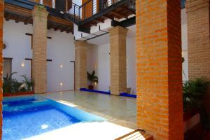 Hotel Boutique Casa Carolina, Hotels  Santa Marta - big - 36