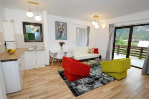 Yael Luxury Apartments 1 - Busteni