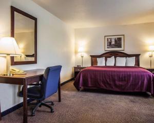 Quality Inn & Suites Eldridge Davenport North, Отели  Eldridge - big - 5