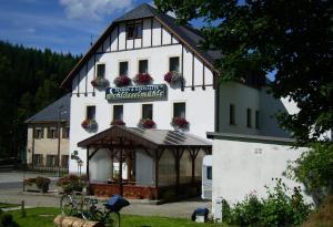 Pension und Gaststätte Schlösselmühle - Jöhstadt