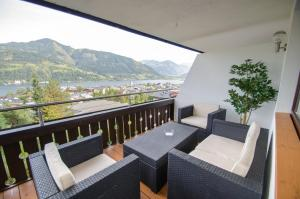 Appartement THE GOOD VIEW by All in One Apartments, Apartmány  Zell am See - big - 6