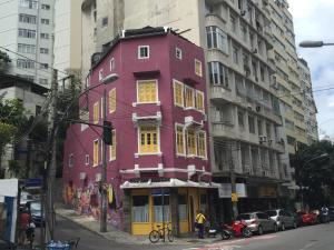 Maison De La Plage Copacabana, Vendégházak  Rio de Janeiro - big - 1
