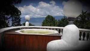 Villas de Atitlan, Комплексы для отдыха с коттеджами/бунгало  Серро-де-Оро - big - 236