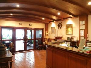 Jomtien Boathouse, Hotely  Jomtien pláž - big - 36