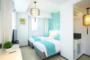 Hotel Sav, Szállodák  Hongkong - big - 62