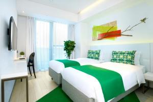 Hotel Sav, Szállodák  Hongkong - big - 64