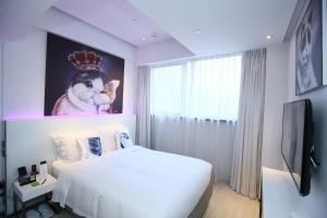 Hotel Sav, Szállodák  Hongkong - big - 63