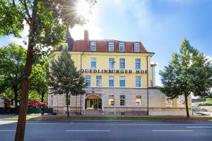 Regiohotel Quedlinburger Hof, Hotels  Quedlinburg - big - 59