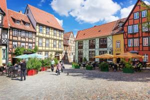 Regiohotel Quedlinburger Hof, Hotels  Quedlinburg - big - 35
