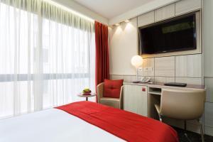 Hotel St.Gotthard, Hotely  Curych - big - 3