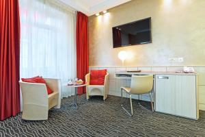 Hotel St.Gotthard, Hotely  Curych - big - 25