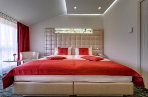 Hotel St.Gotthard, Hotely - Curych