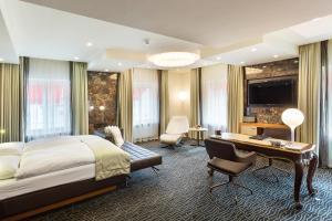 Hotel St.Gotthard, Hotely  Curych - big - 19