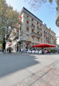 Hotel St.Gotthard, Hotely  Curych - big - 16