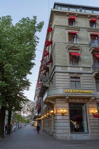 Hotel St.Gotthard, Hotely  Curych - big - 15